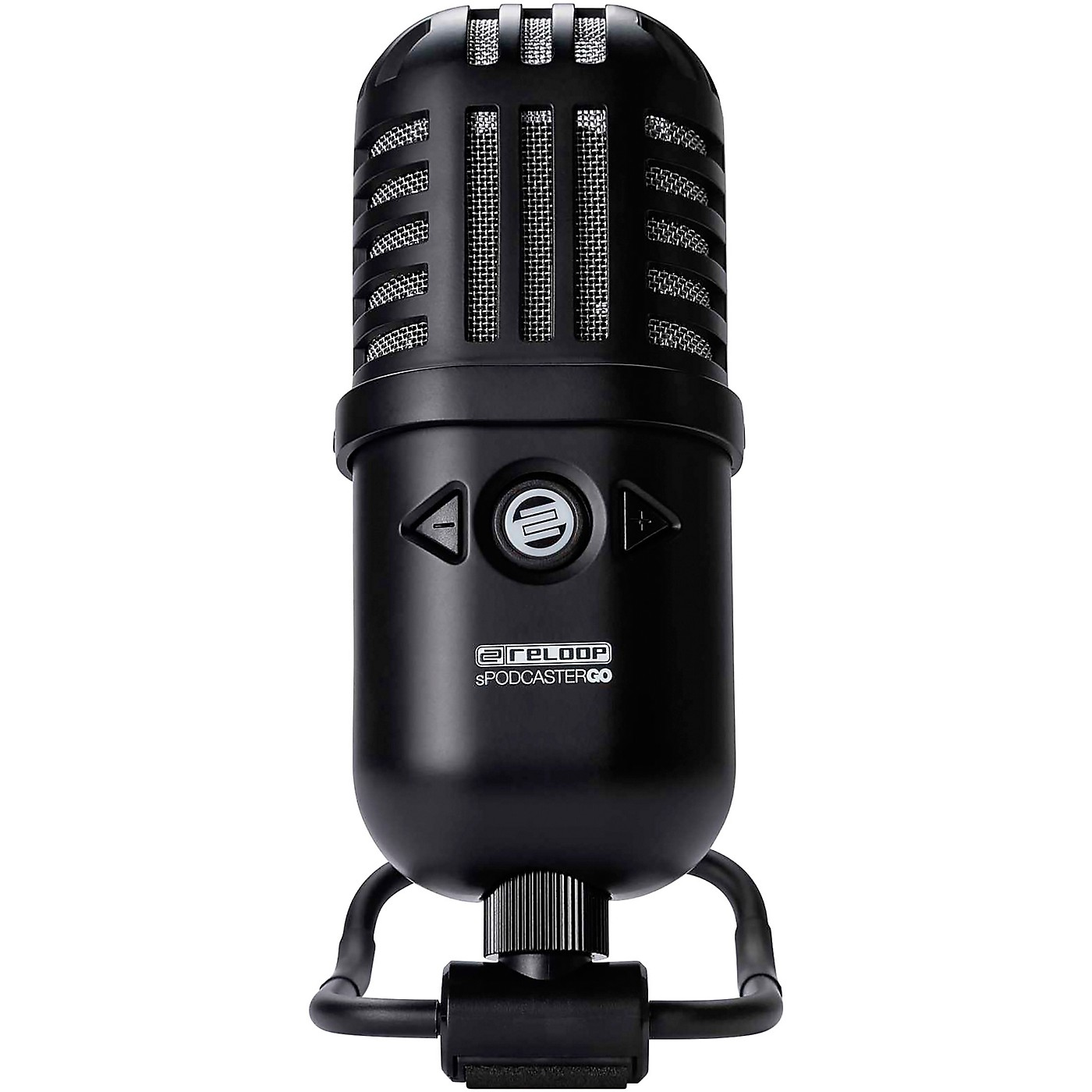 Reloop sPodcaster Go Professional USB Podcast Microphone thumbnail