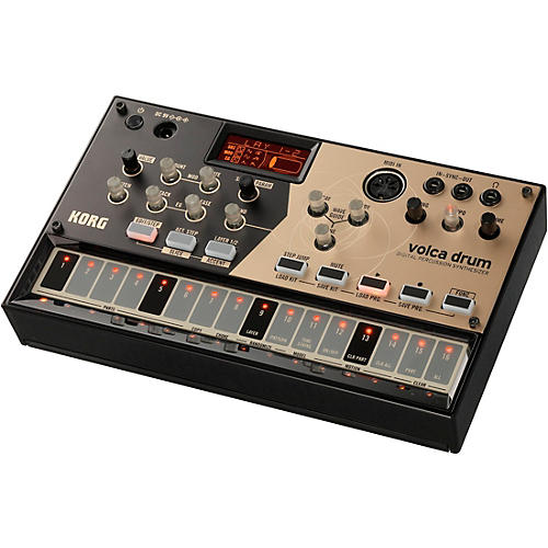 Korg volca drum Digital Percussion Synthesizer thumbnail