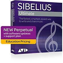 Sibelius with Support (Academic Version)
